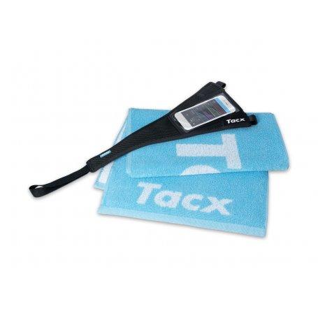Sweat set Tacx (Toalla + protector smartphone)